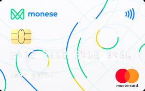 Kaart Monese