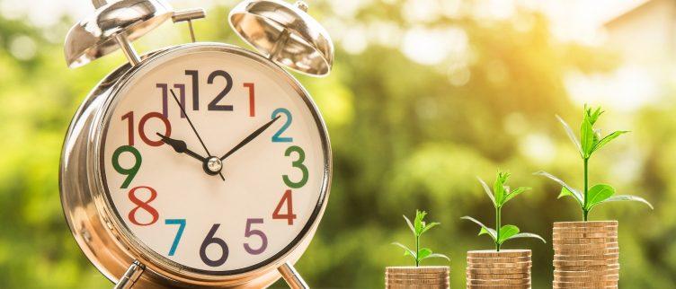 Spaardeposito; geld vastzetten en sparen met hoge rente